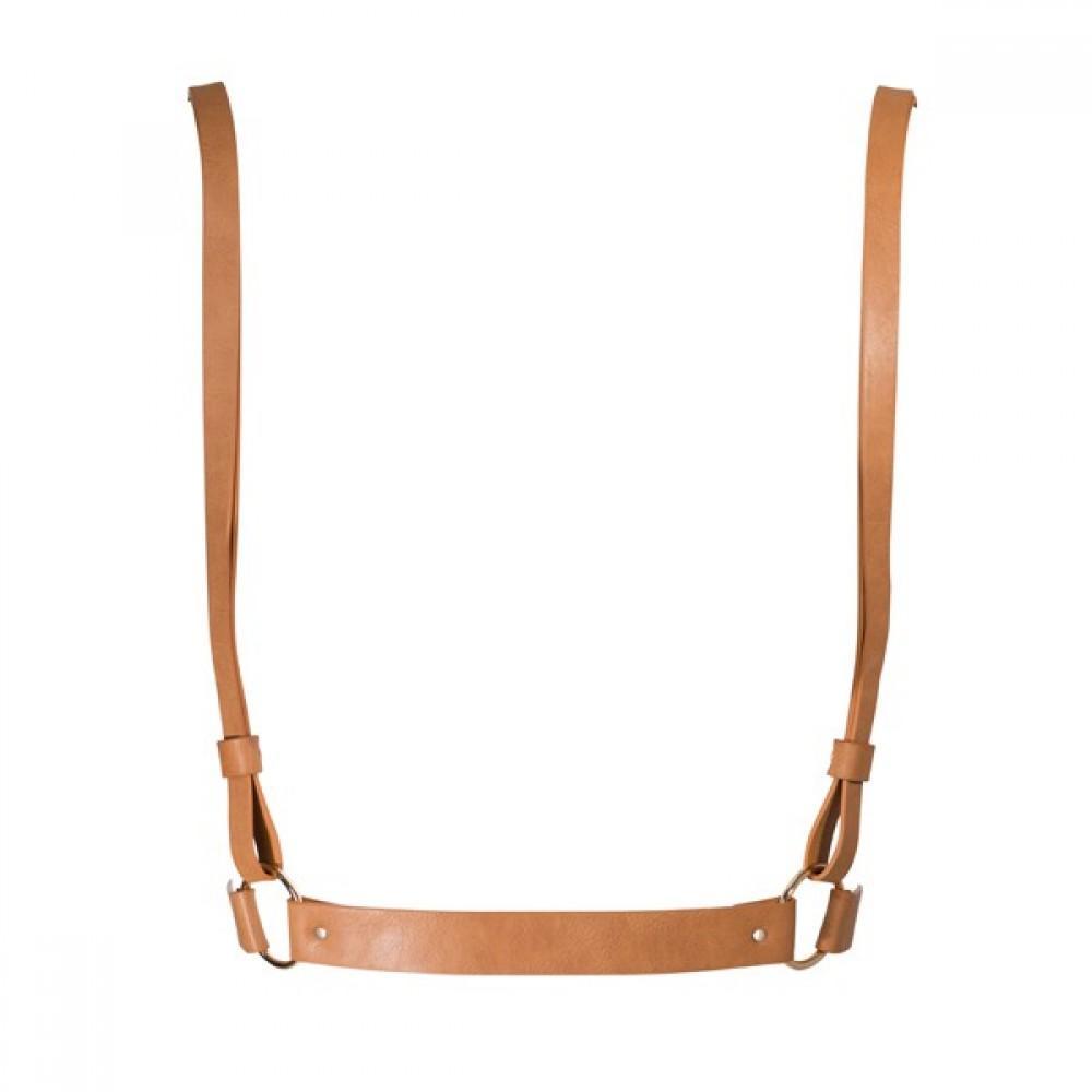 Bijoux Упряжь MAZE-X Harness коричневая 218