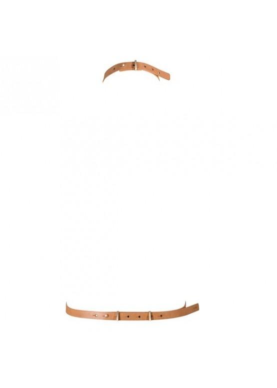 Bijoux Упряжь MAZE-I Harness коричневая 220