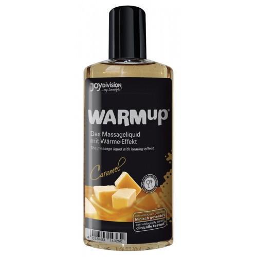 """Съедобное массажное масло """"WARMup"""" Caramel, 150 мл"""