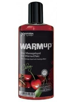 "Съедобное массажное масло ""WARMup"" Cherry, 150 мл"