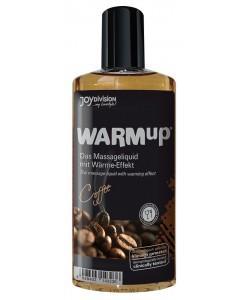 "Съедобное массажное масло ""WARMup"" Coffee, 150 мл"