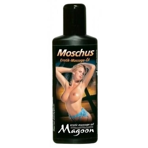 "Массажное масло Magoon ""Muskus"", 100 мл"