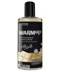 "Съедобное массажное масло ""WARMup"" White Chocolate, 150 мл"