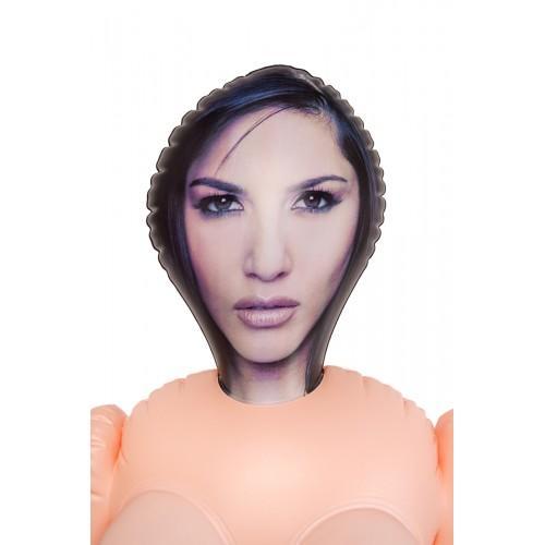 """Секс-кукла с двумя отверстиями """"Toyfa Dolls-X"""" Cassandra"""