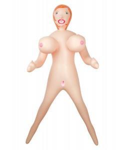 """Надувная секс-кукла с большой грудью """"INFLATABLE JANICE JAPLIN"""""""