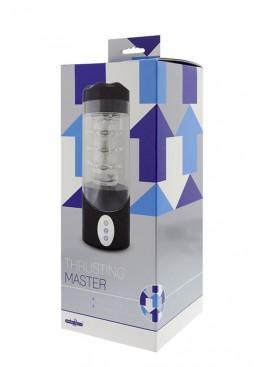 Автоматический мастурбатор для мужчин Thrusting Master 6 режимов 16-52BLK-BX