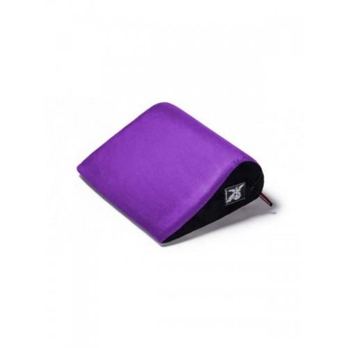 Liberator Retail Jaz Подушка для любви малая, фиолетовая замша