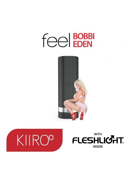 KIIROO Onyx 2 Bobbi Eden TELEDILDONIC Мастурбатор для секса на расстоянии