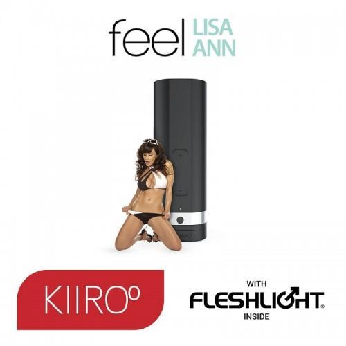 KIIROO Onyx 2 Lisa Ann TELEDILDONIC Мастурбатор для секса на расстоянии