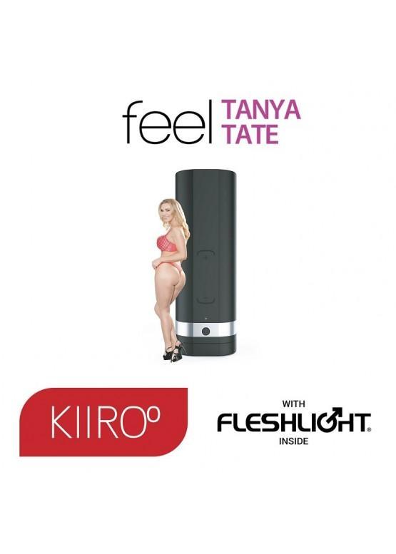TELEDILDONIC KIIROO Onyx 2 Tanya Tate Мастурбатор для секса на расстоянии