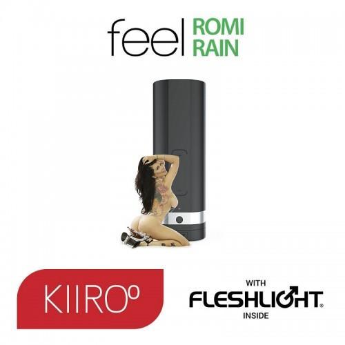 Мастурбатор для секса на расстоянии TELEDILDONIC KIIROO Onyx 2 Romi Rain