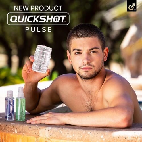 "Мастурбатор Fleshlight ""Quickshot Pulse Masturbator"""