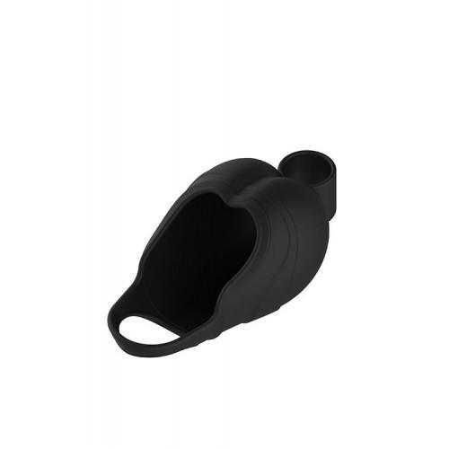 Вибростимулятор для мошонки с кольцом VIBRATING SCROTUM TEASER