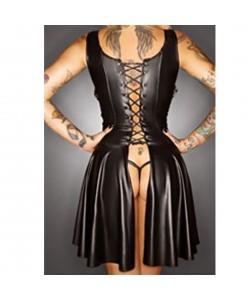 """Мини-платье """"Noir Handmade"""" L"""