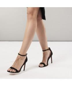 Bijoux Indiscrets Браслет на ногу Magnifique Feet Chain золотой
