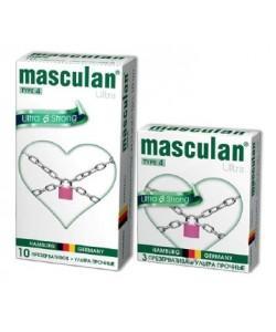 "Презервативы Masculan ""Strong"" 10 шт."
