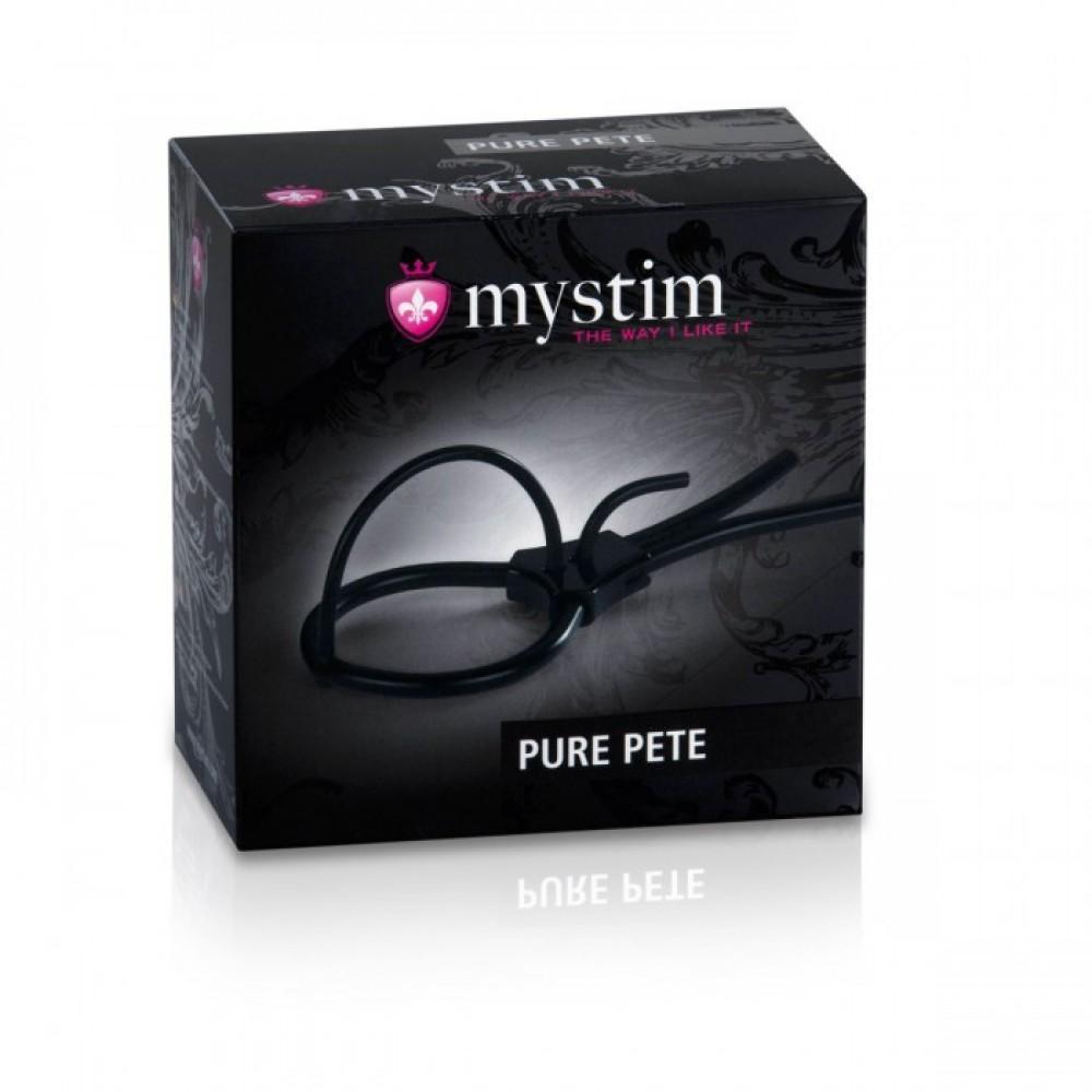 """Электрокольцо для головки Mystim """"Pure Pete"""" 46585"""