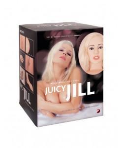 "Реалистичная секс-кукла ""Juicy Jill"""
