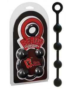 """Большие анальные шарики O-Beads 13"""" 33 x 4 см"""