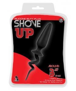 """Анальная втулка с хвостиком """"Shove Up"""", арт.5257900000"""