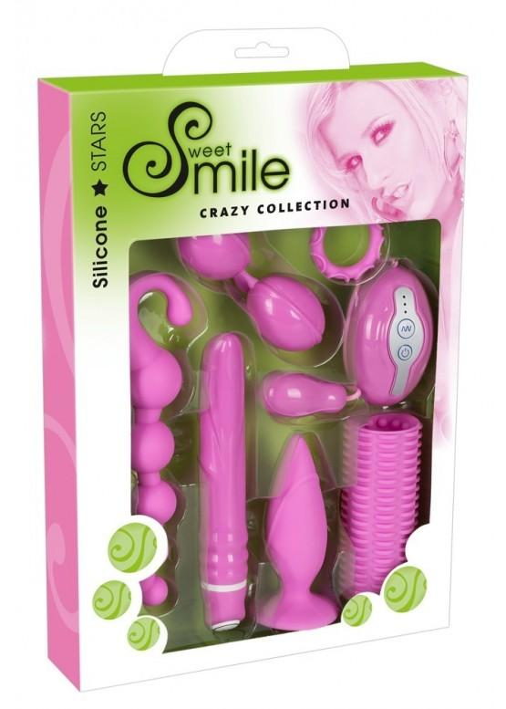 "Набор 7 предметов Smile ""Crazy Collection"""