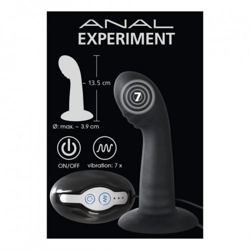 """Анальная вибропробка """"Anal Experiment"""" 5882370000"""