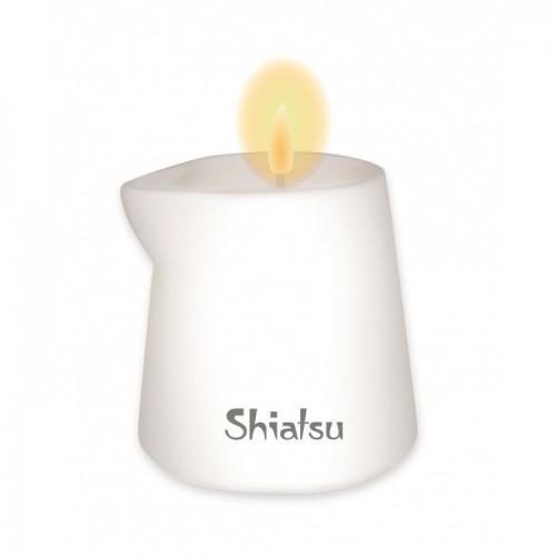 Массажная свеча с ароматом амбры Shiatsu 130 мл