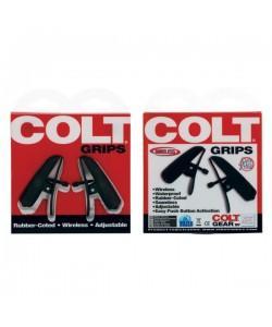 """Виброзажимы для сосков """"Colt"""""""