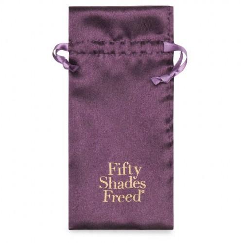 Зажимы для клитора и сосков Fifty Shades Freed All Sensation Nipple and Clitoral Chain