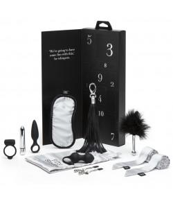 Набор секс-игрушек Fifty Shades of Grey Pleasure Overload 10 Days of Play Gift Set