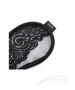 Кружевная маска Fifty Shades of Grey Play Nice Satin and Lace Blindfold