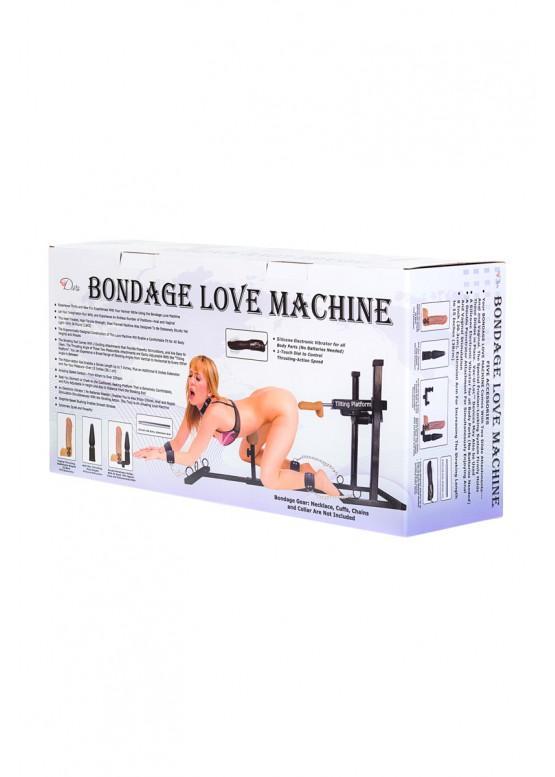 Секс-машина Bondage Diva