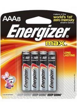 Батарейки ENERGIZER MAX LR-06 AA 8 штук