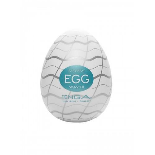 Мастурбатор Tenga Egg Wavy II