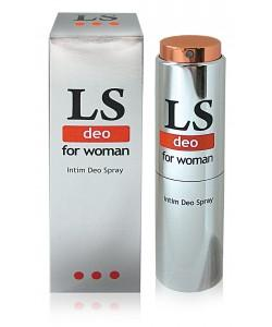 Дезодорант для интимных зон Lovespray Deo For Woman 18 мл