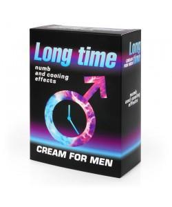 Крем-пролонгатор для мужчин LONG TIME серии Sex Expert 25 г LB-55208