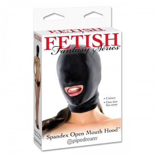 Маска на лицо с прорезью для рта Fetish Fantasy Series