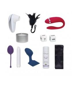Набор игрушек We-Vibe Discover Gift Box