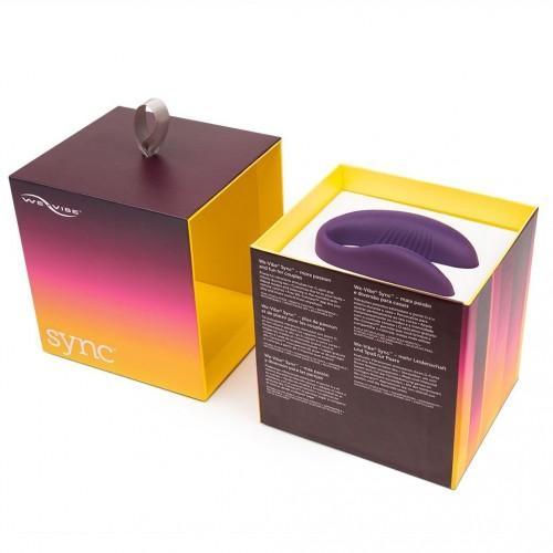 """Вибратор для пар We-Vibe """"Sync"""" Purple"""