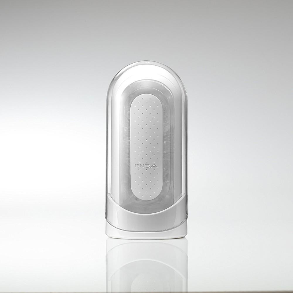 Мастурбатор с вибрацией Tenga Flip Zero ELECTRONIC VIBRATION