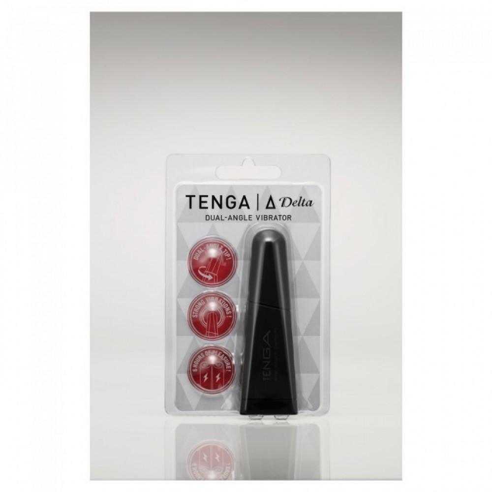 Вибратор Tenga Delta