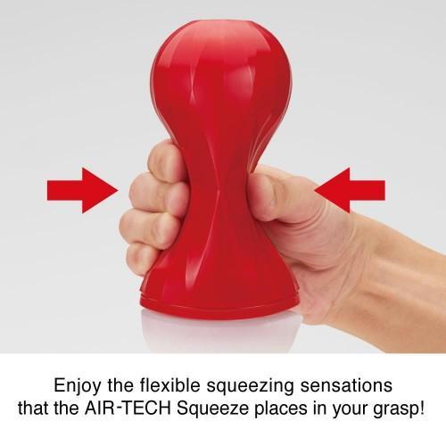 Многоразовый мастурбатор TENGA Air-Tech Squeeze Gentle