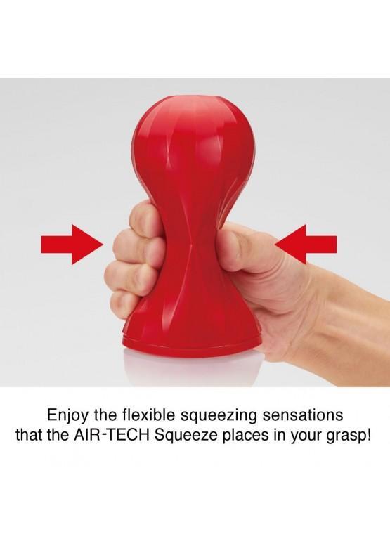 Многоразовый мастурбатор TENGA Air-Tech Squeeze Regular