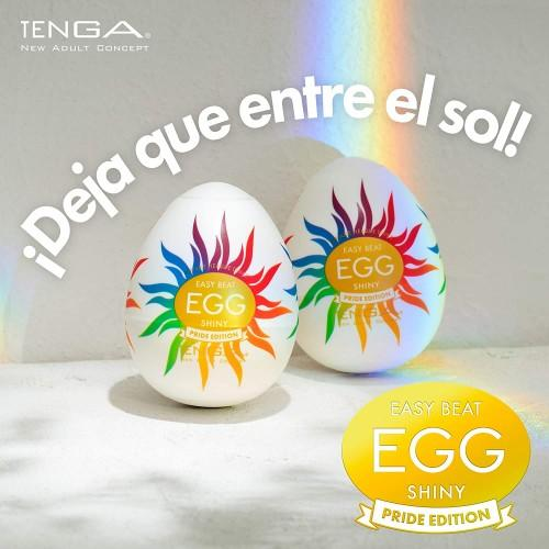 "Мастурбатор Tenga Egg ""Shiny"" Pride Edition"