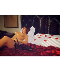 Реалистичная секс-кукла Джинджер