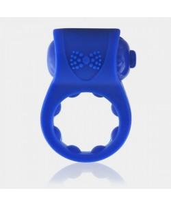 Виброкольцо Screaming O PrimO Tux Blue
