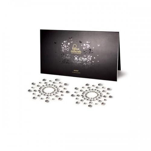 Bijoux Украшение на грудь MIMI серебряный
