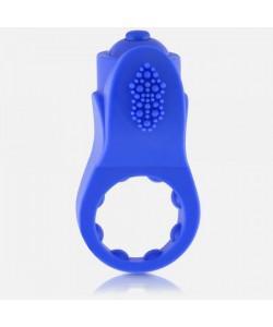 Screaming O Виброкольцо PrimO Apex синее