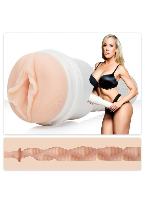 Мастурбатор FLESHLIGHT SIGNATURE Brandi Love Heartthrob