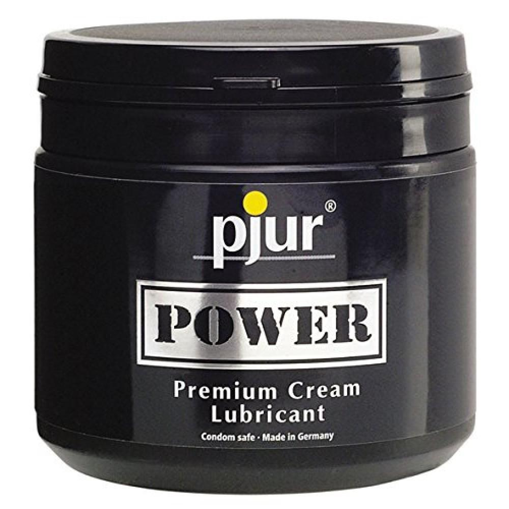 Лубрикант для фистинга Pjur Power 500 мл